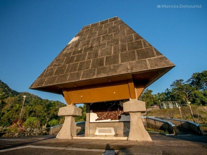 Kiangan Shrine, Ifugao, Philippines