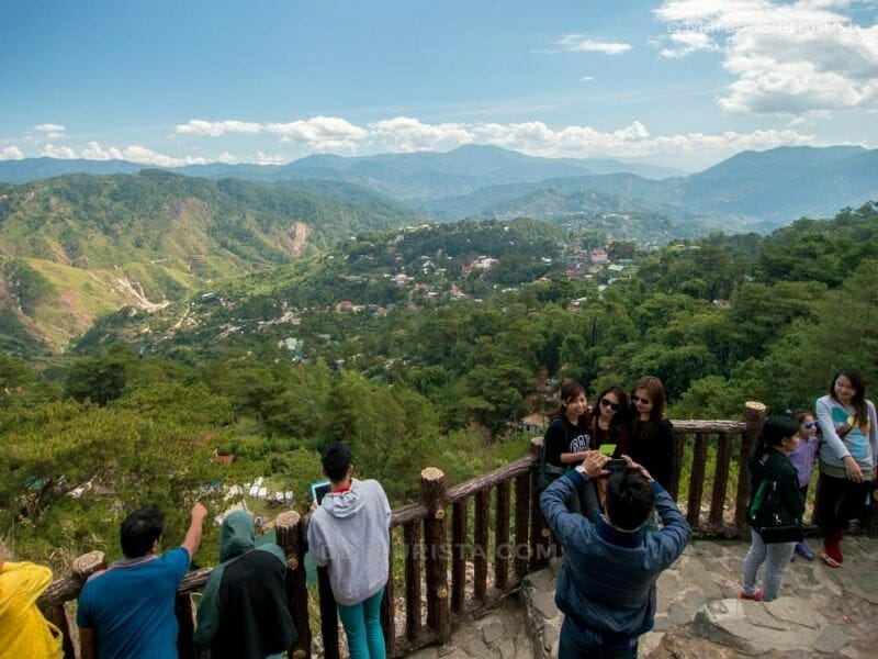 Mines View Park, Baguio City, Philippines