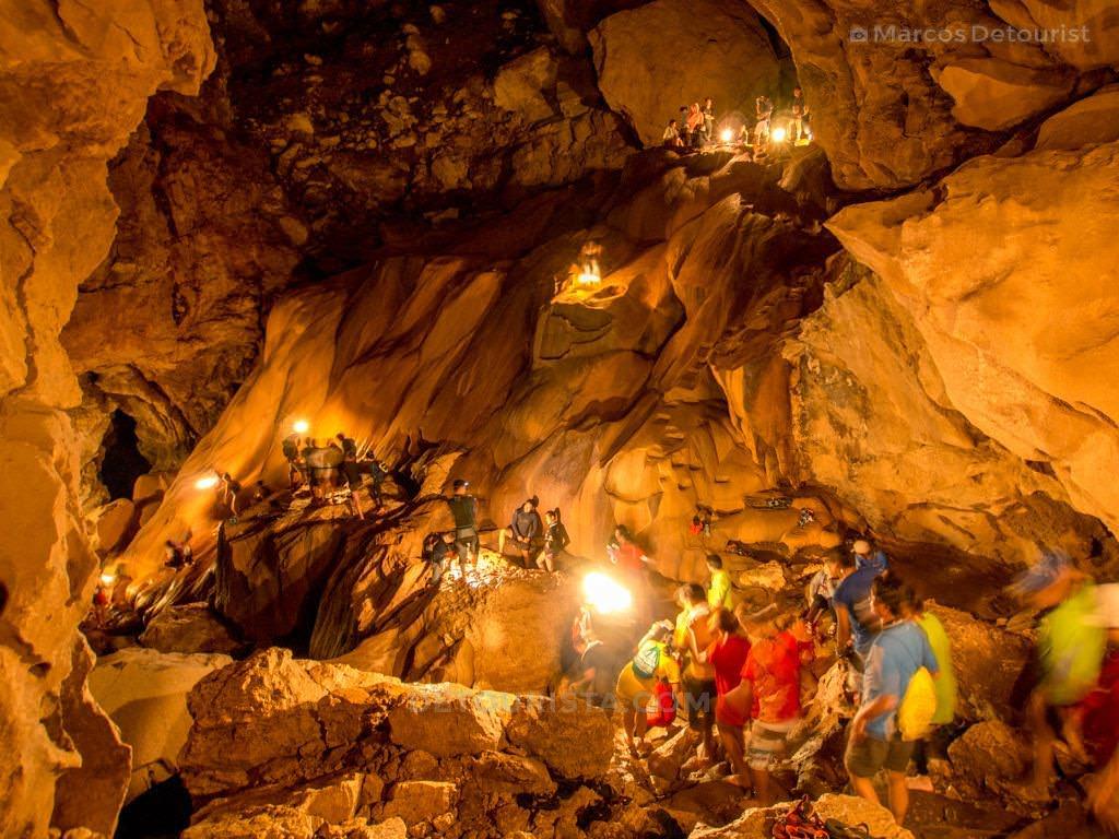 Sumaging Cave, Sagada, Mountain Province, Philippines