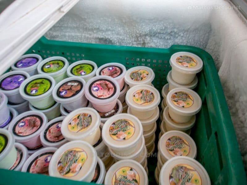 Tilapia Ice Cream, Philippine Carabao Center, Central Luzon Stat