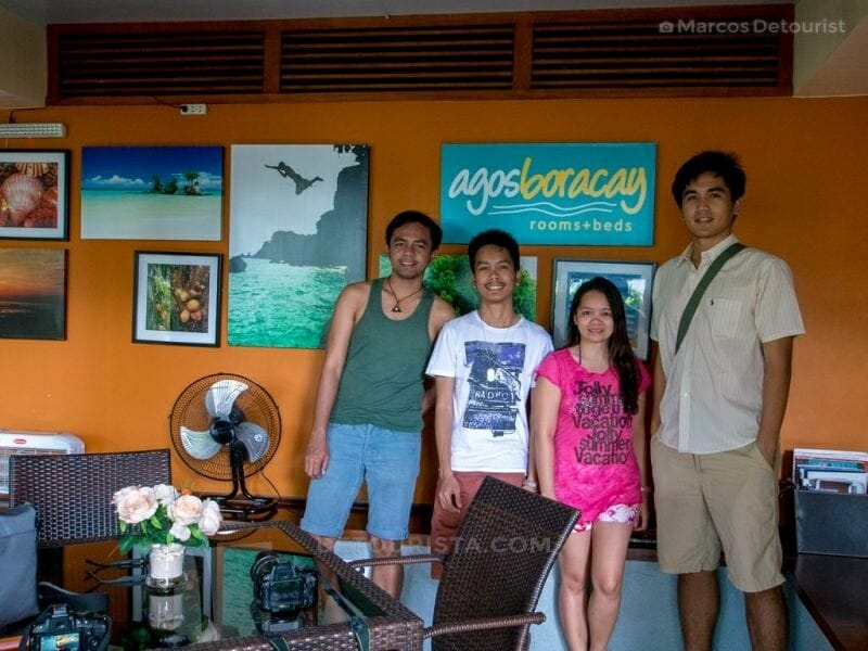 Agos Boracay, Boracay Island, Malay, Aklan, Philippines