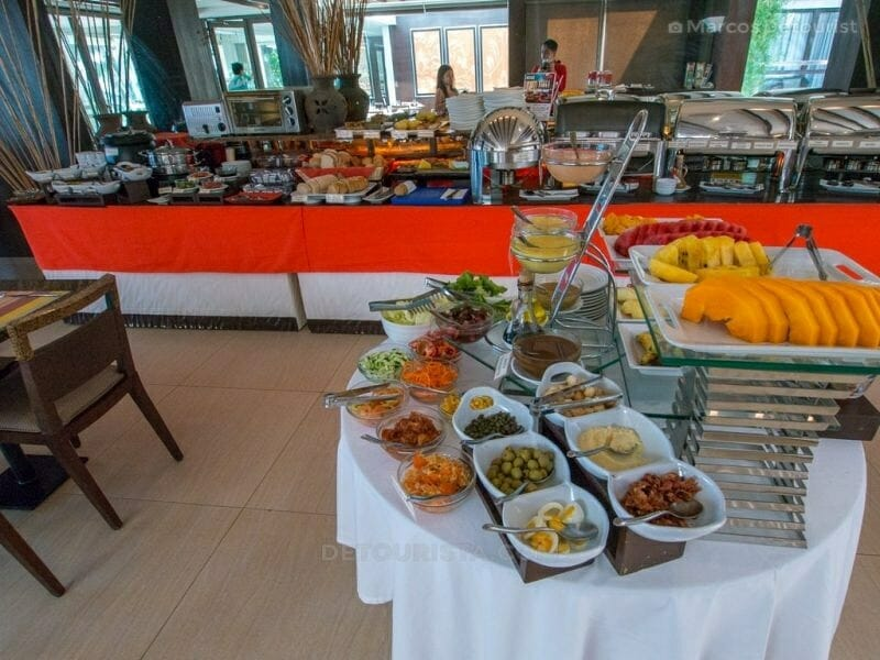Star Lounge Breakfast and Brunch at The District Boracay, White