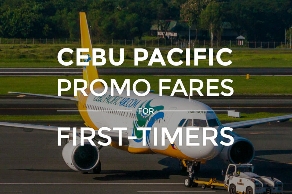 How to Book Cebu Pacific Promo & Cheap Flights