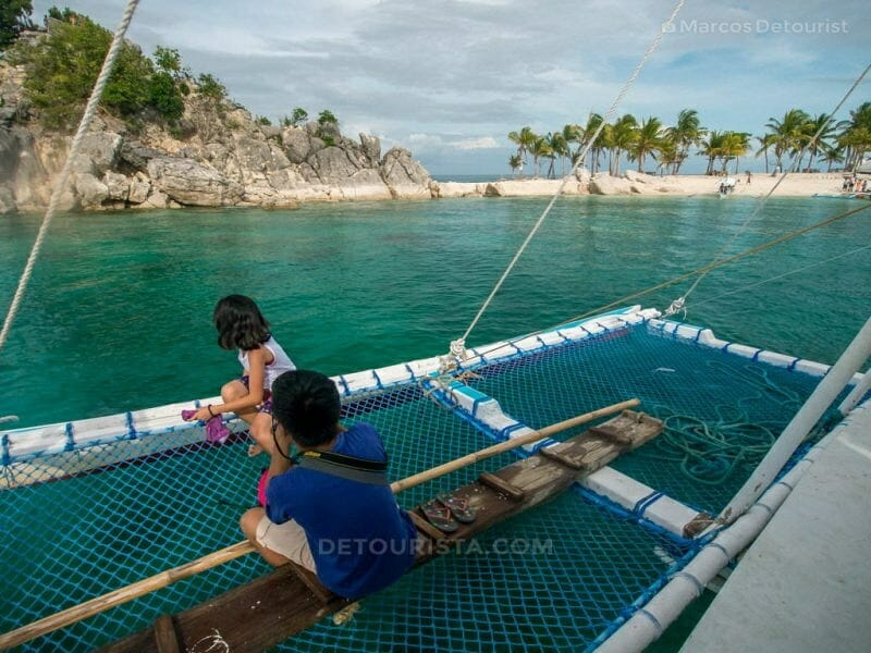 Cabugaw Gamay Island, Carles, Iloilo, Philippines