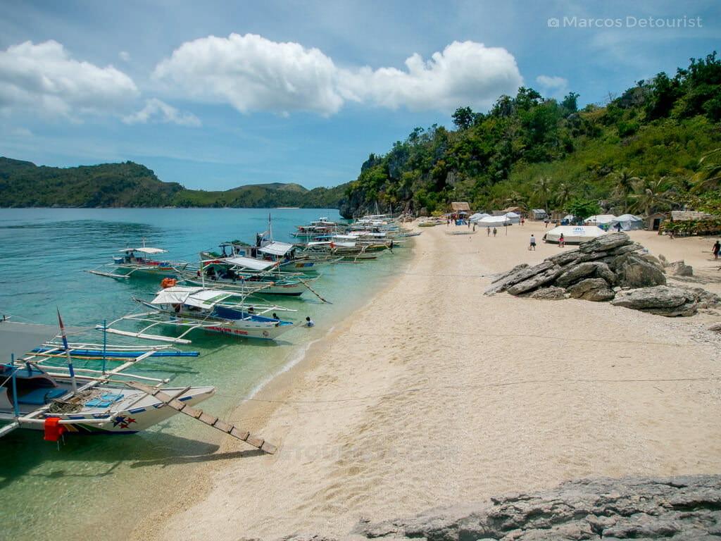 Antonia Beach, Gigantes Sur Island, Carles, Iloilo, Philippines