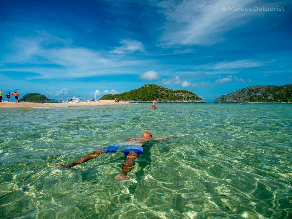 Bantique Island, Carles, Iloilo, Philippines