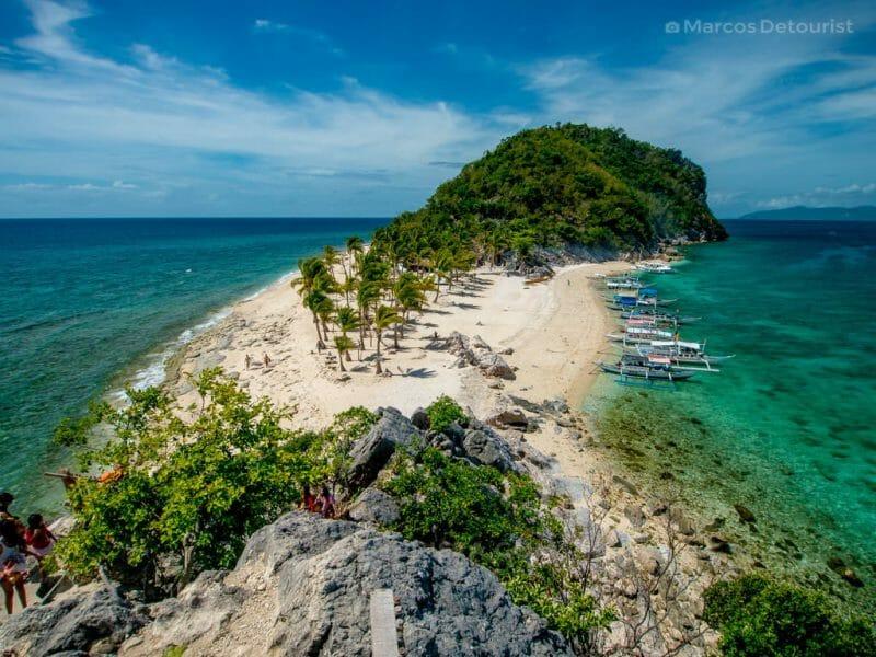 Cabugaw Gamay Island, Carles, Iloilo, Philippines