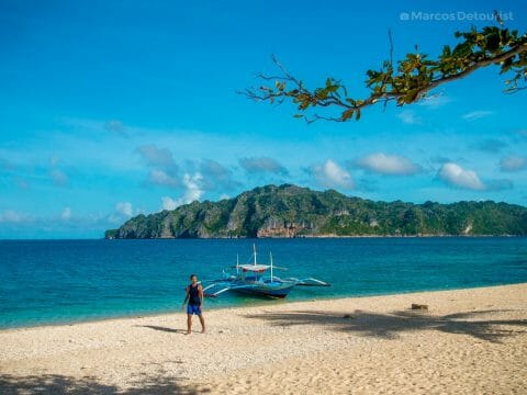 Gigantes Islands Tour via Roxas, Capiz with Las Islas