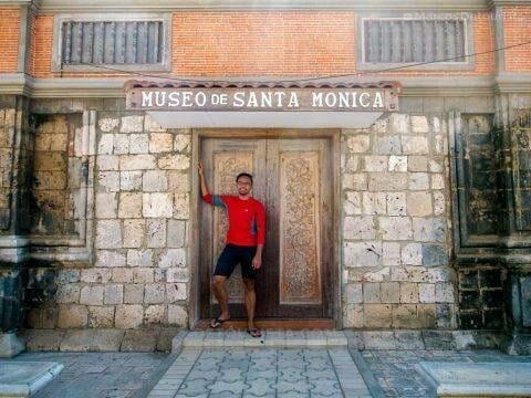Convento at Panay Church, Panay, Capiz, Philippines