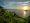 Sunset view at Villa Visaya, Roxas City, Capiz, Philippines
