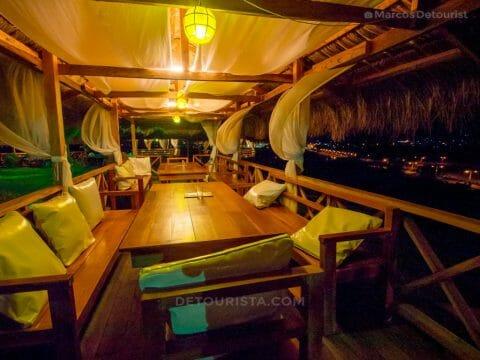 Cottage at Cafe Terraza, Roxas City, Capiz, Philippines