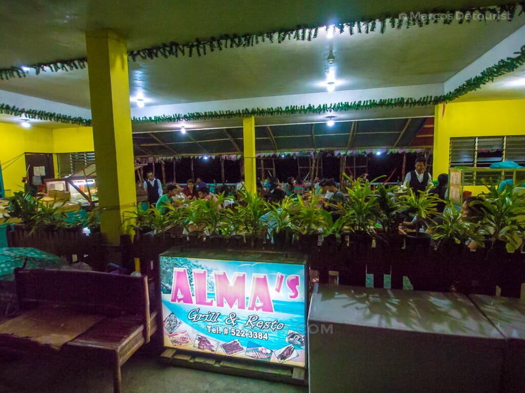 Alma's Seafood Restaurant, Roxas City, Capiz, Philippines