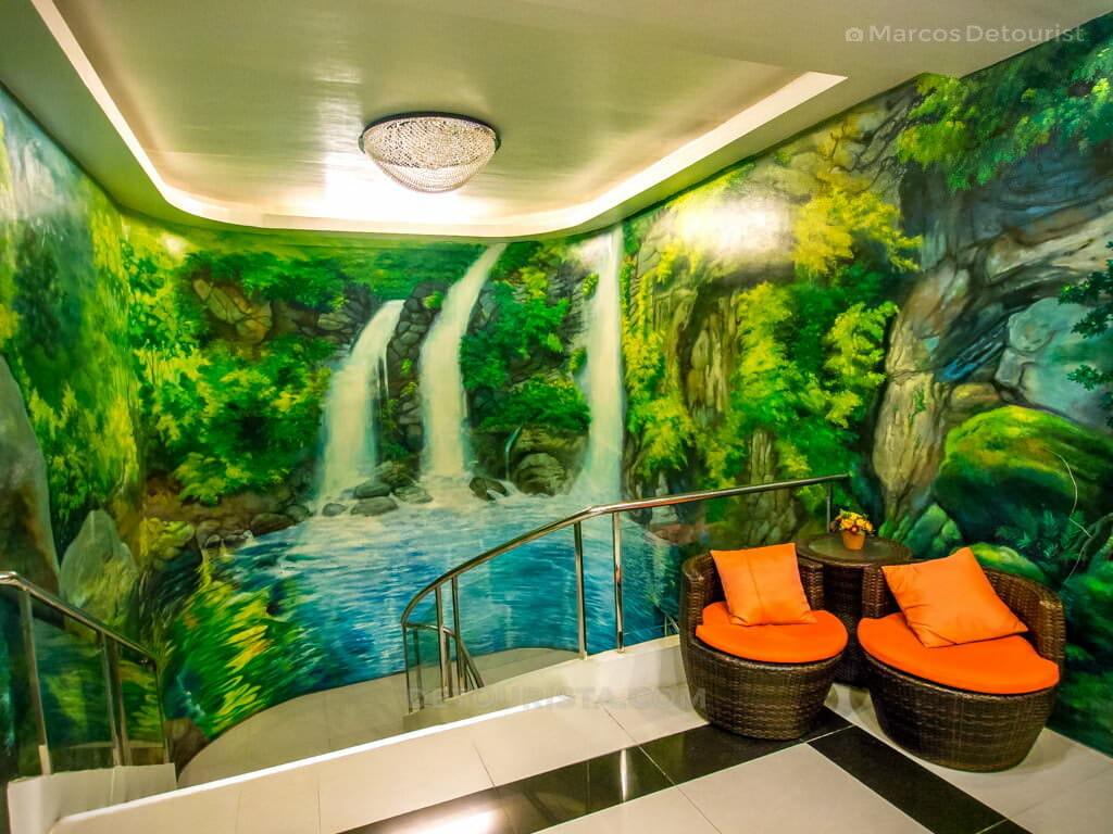 2nd Floor Interiors - Urban Manor Hotel, Roxas City, Capiz, Philippines