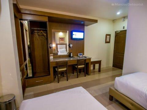 Room at Hotel Veronica, Roxas City, Capiz, Philippines