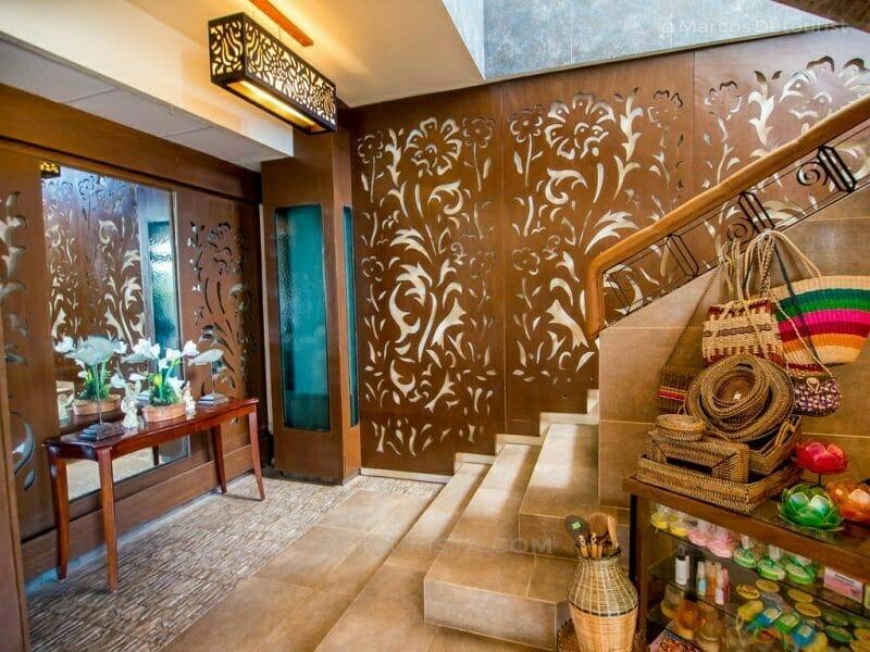 Lobby at Hotel Veronica, Roxas City, Capiz, Philippines