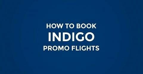 IndiGo Promo & Online Booking Guide