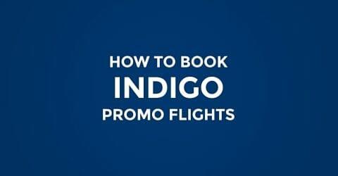 IndiGo Promo & Online Booking Guide