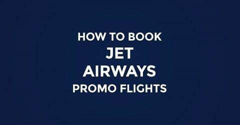 Jet Airways Promo & Online Booking Guide
