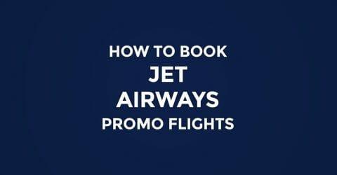 Jet Airways Promo & Online Booking Guide
