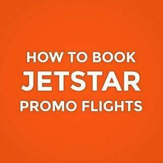 Jetstar Promo & Online Booking Guide