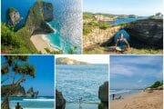 Bali Beaches — Nusa Penida Island, Sanur, Kuta