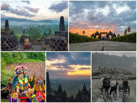 Yogyakarta — Borobudur, Ratu Boko, Local Food, Royal Ambarrukmo