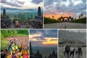 Yogyakarta — Borobudur, Ratu Boko, Local Food, Royal Ambarrukmo