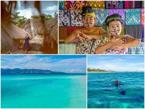 Lombok — Sasak Village, Mataram, Gili Islands