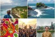 Bali — Uluwatu, Jimbaran, Tanah Lot, Jatiluwih, Bedugul