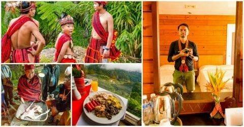 Banaue Hotel & Ifugao Cultural Show at Banaue Ethnic Village