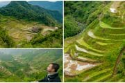 Rice Terraces of Bangaan & Banaue in Ifugao Province