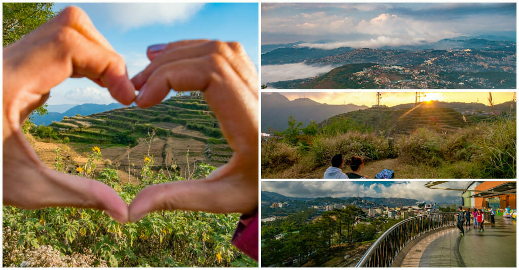 Around Downtown Baguio and Forevermore's 'Sitio La Presa'