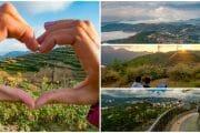 Around Downtown Baguio and Forevermore's 'Sitio La Presa'