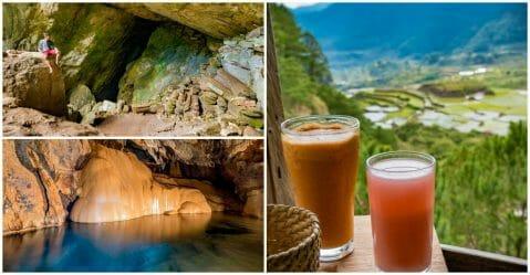Pongas Falls & Sagada Rice Terraces Trek