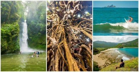 Natural wonders in Baler & Aurora