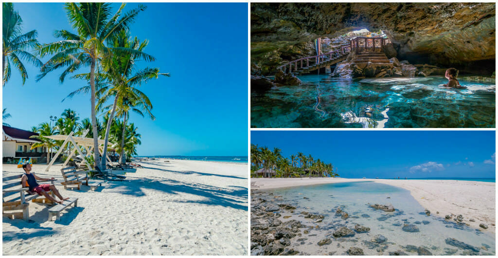 Bantayan Islands, Beaches & Caves in Northern Cebu