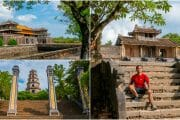 Hue, Vietnam: The Imperial Citadel and Royal Tombs in Color