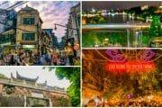 The Old Quarter of Hanoi, Vietnam