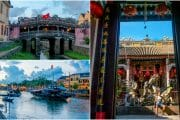 Hoi An, Vietnam: Ancient Town Bicycle Tour & Sunset along the Riverside