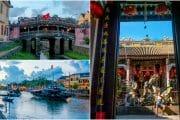 Hoi An, Vietnam: Ancient Town Bicycle Tour & Sunset along the Riverside