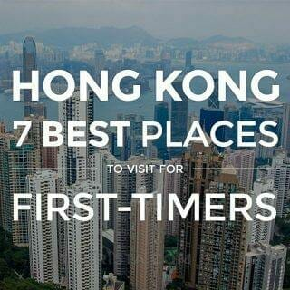 Hong Kong – 7 Best Places to Visit for First-timers
