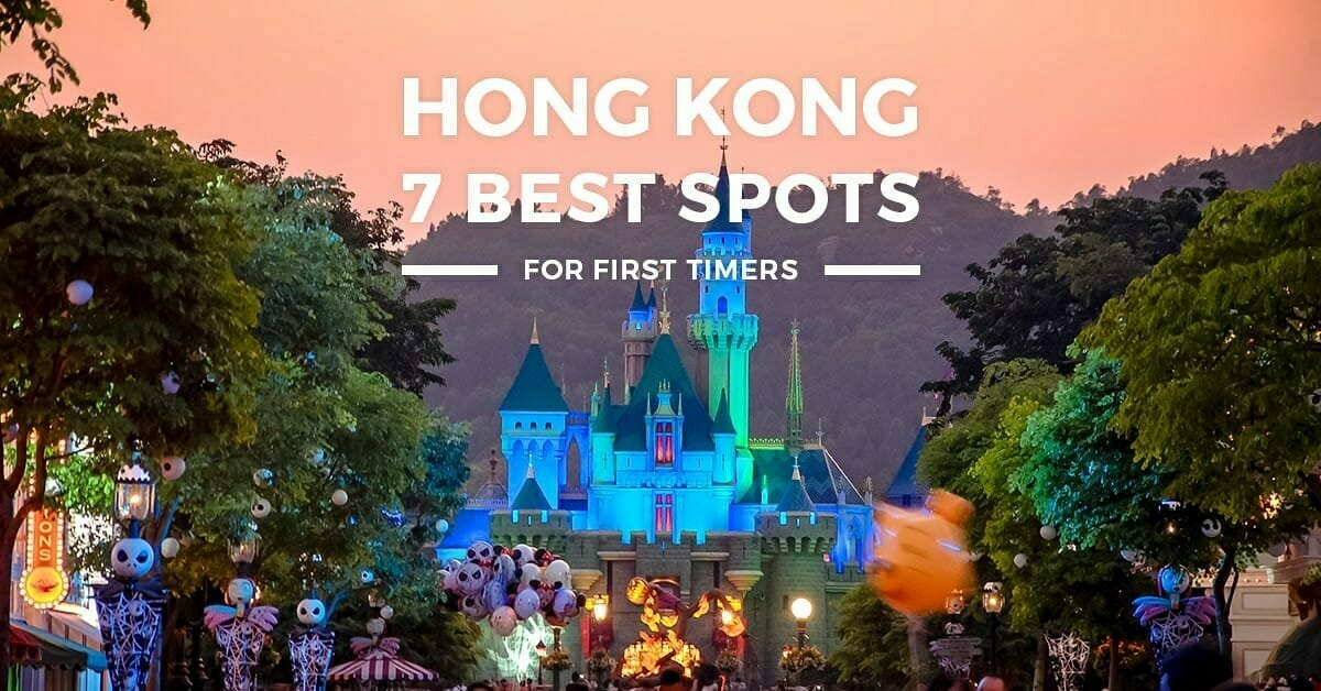 7 Best Places to Visit in Hong Kong for First-Timers