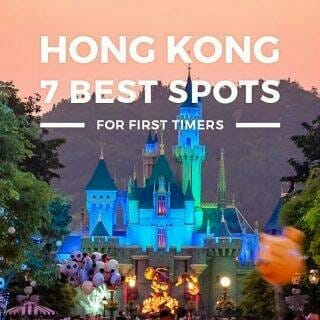 Hong Kong – 7 Best Tourist Spots To Visit for First-Timers