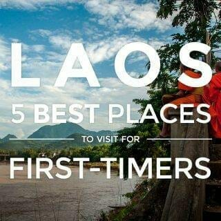 Laos – 5 Best Places to Visit for First-timers