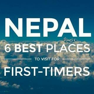 Nepal – 6 Best Places to Visit for First-timers