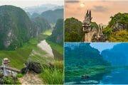 Ninh Binh: Karst Landscapes of Tam Coc & Trang An in Vietnam