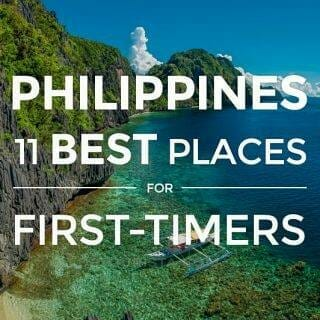 Philippines – 11 Best Places to Visit for First-Timers