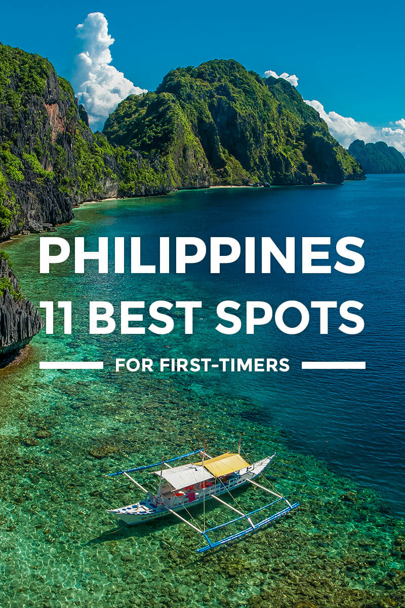 11 Best Places to Visit in the Philippines