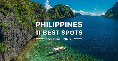 Philippines – 11 Best Tourist Spots & Hidden Places