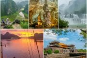 Vietnam's Amazing Natural Landscapes and Heritage Sites